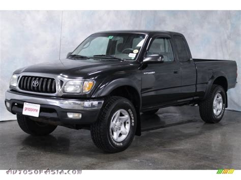 black sand for sale 2003 toyota tacoma v6 xtracab 4x4 in black sand pearl