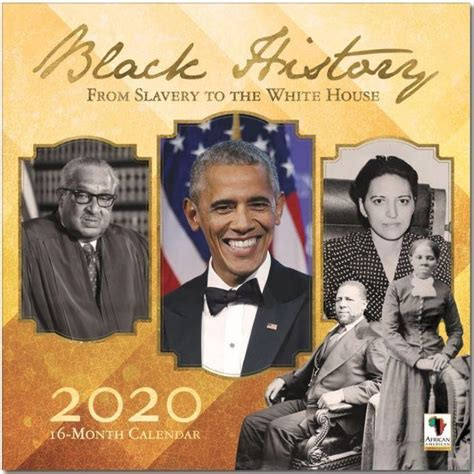 black history  african american calendar   black thangcom