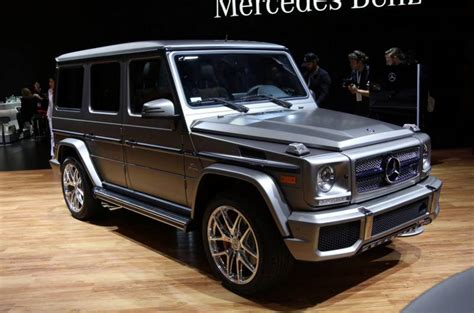 2017 Mercedes Benz G Class Release Date Review And Specs