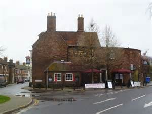 poole  blue boar  mike faherty geograph britain