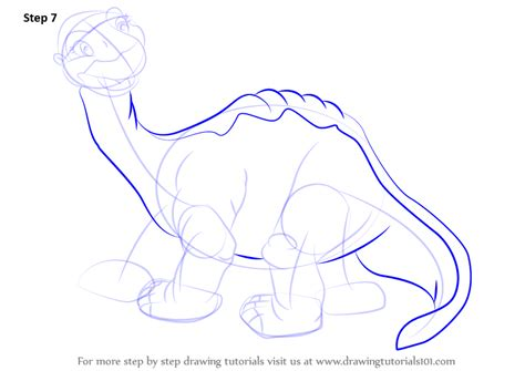 How To Draw The Land Before Time