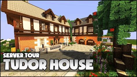what makes a house a tudor minecraft tudor house youtube