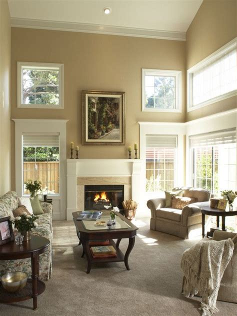 traditional living room home office paint colors design