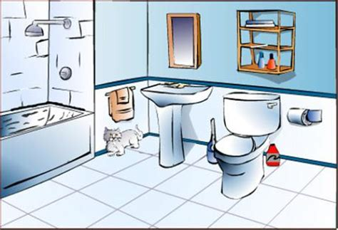 cartoon pictures of bathrooms the coveted 2nd bathroom toronto real estate property
