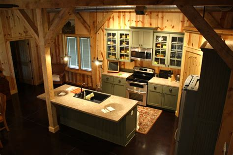 various barn home interiors traditional kitchen