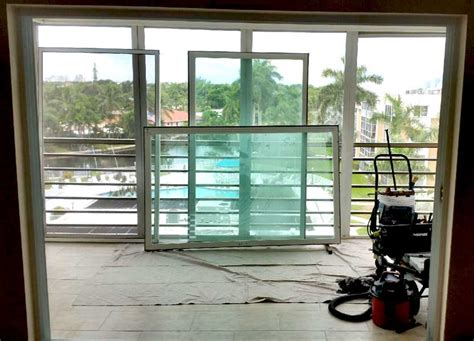 Patio Door Glass Repair Repairing Sliding Glass Patio Doors Accutrack Door Repair By Brian Fort Lauderdale Fl
