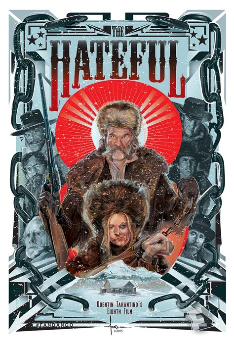 nieuwe film quentin tarantino 2015 the hateful eight 2015 quentin tarantino movie