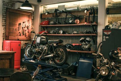 Bike Modification In Uae by Motorcycle Workshops Dubai Bnm