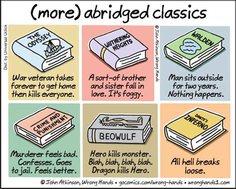 classic novels extremely abridged versions of classic books