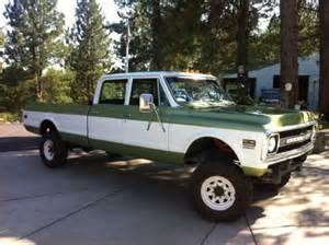 1970 Chevy 4 Door Truck by 1970 Chevy Crew Cab 67 72chevycrewcab 1970 Chevrolet