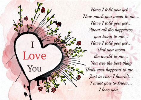 love cards  love wishes greeting cards