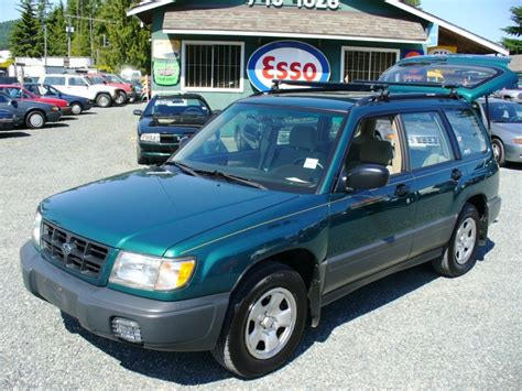 1998 Subaru Forester Review by 1998 Subaru Forester Exterior Pictures Cargurus