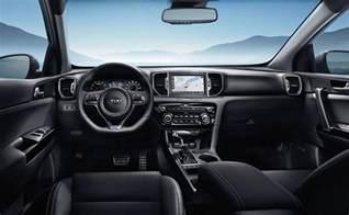 Interior Of Kia Sportage 2017 Kia Sportage Sx Turbo Review