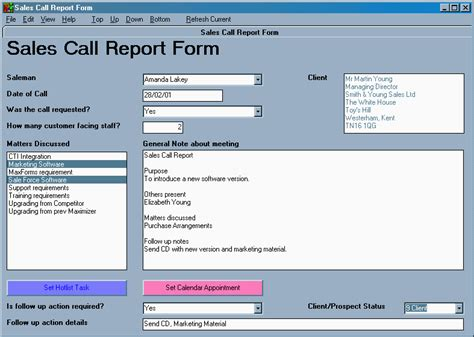 tomal 2 sle report call reports 9 02 vocabulary