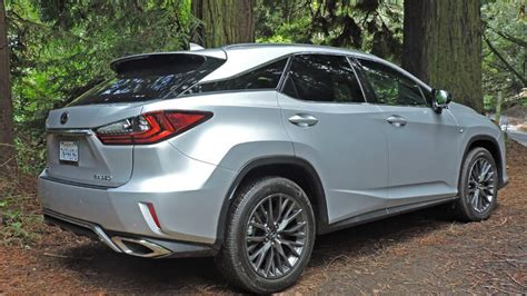 lexus 2016 rx 350 7 seater autos post