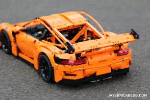 Porsche Lego Technic Review Lego 42056 Technic Porsche 911 Gt3 Rs
