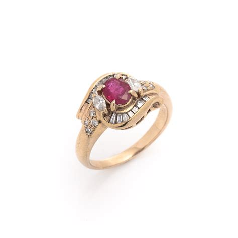 Estate Jewelry by 18k Gold Ring Value Keywordsfind