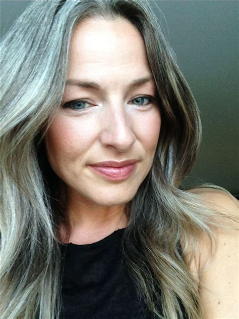 78 best images about trend grey hair on pinterest 78 best images about going grey on pinterest long gray