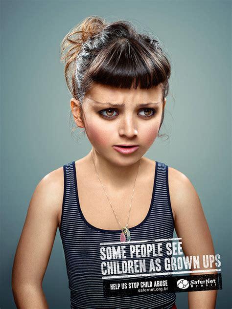kids photoshopped to look like creepy little adults technabob