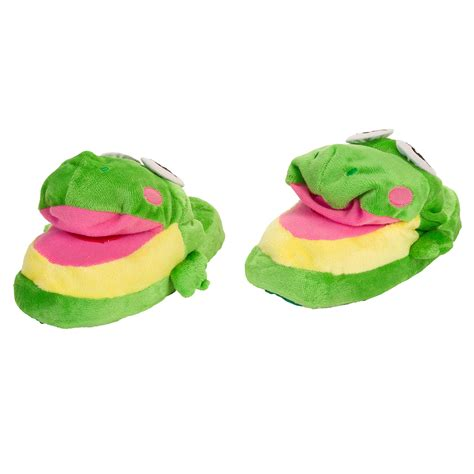 frog slippers for adults frog slippers