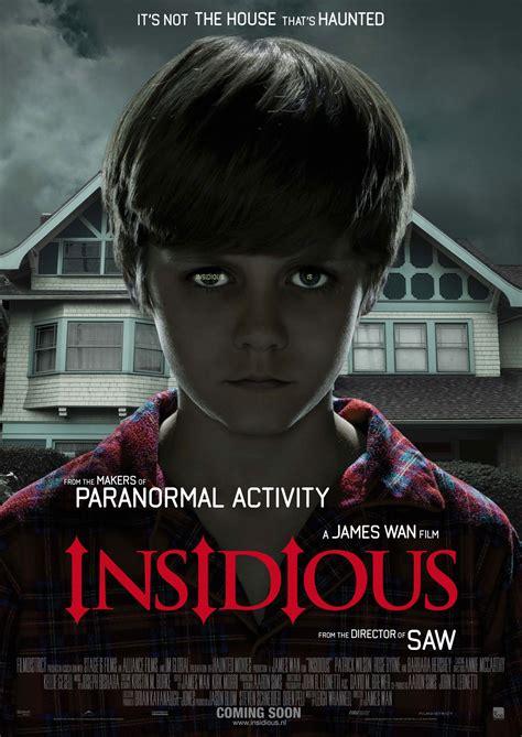 insidious film summary the vern s videovangaurd insidious movie review