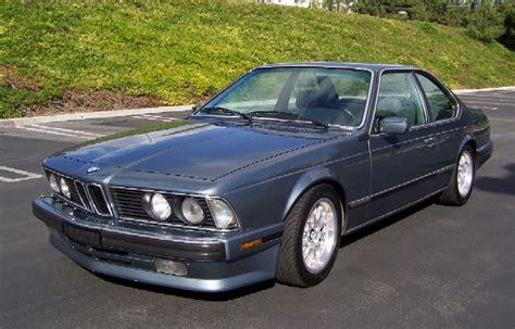 1988 bmw 635csi 1988 bmw 635csi