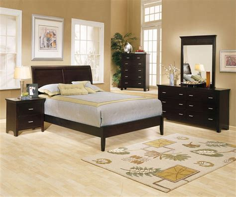 bedroom ideas with dark furniture master bedroom interior design ideas with dark wooden