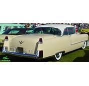 1955 Cadillac Coupe Tailfins  2 Door