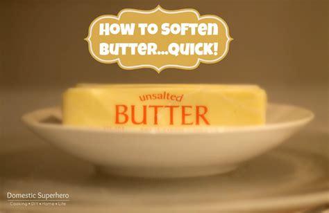 how to soften butter how to soften butter domestic