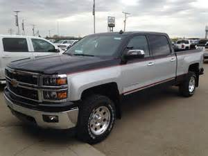 2 tone chevy silverado 2015 trucks chevy