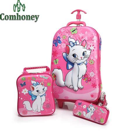 Tas Set 3 In 1 Cat kopen wholesale trolley koffer voor uit china