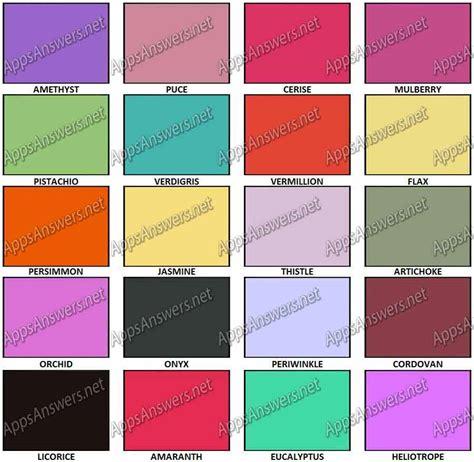 100 pics colors answers 100 pics colours level 81 100 answers 100 pics walkthrough