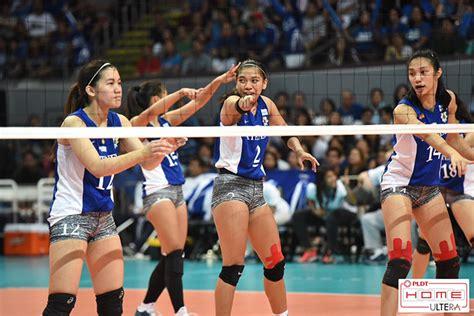 admu  dlsu game  uaap  womens volleyball finals