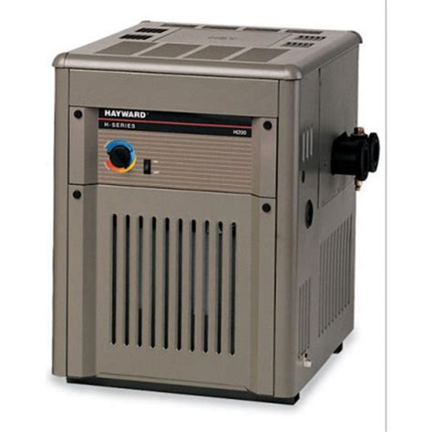 hayward pool heater parts h series hayward h series electronic and millivolt ed1 heater parts