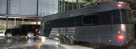 Interior Design For Mobile Homes Inside Cr 1 Carbon Caravan Styled On F1 Cars And Ferraris