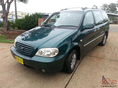 Kia Port Macquarie Kia Carnival Ls 2003 Auto Abs 7 Seater Aug Rego 4 Baby
