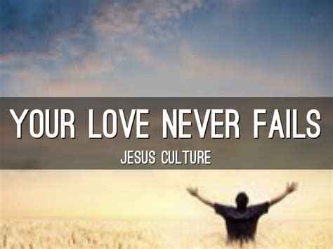 love naver your love never fails by jeka santos