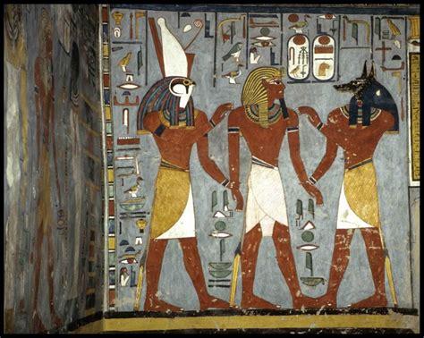 imagenes de figuras humanas egipcias arte egipcio