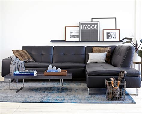 francesca leather sectional living rooms with leather sectionals peenmedia com