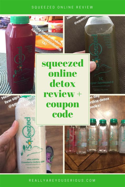Squeezed Detox by Squeezed Detox And Pressed Juice Review Squeezed