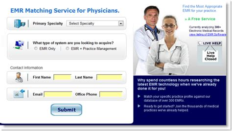 Emr Consultant by Review Ehr Vendors Evaluated By It Research Firm Or Try A Free Consultant Quack