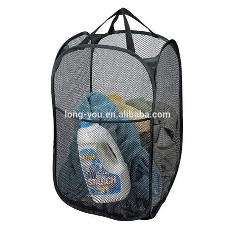 pop up mesh laundry mesh pop up laundry her foldable laundry basket buy