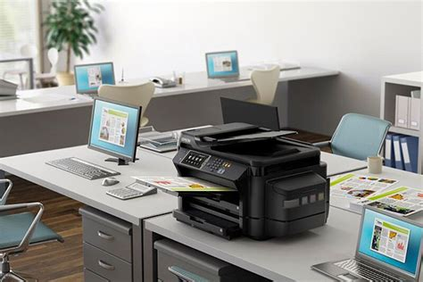 Printer A3 All In One Epson L1455 the epson l1455 ink tank printer is able to print documents up to a3 size hardwarezone sg