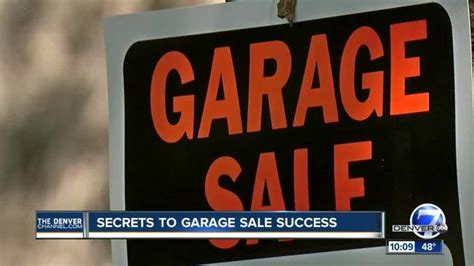 Where To Find Sales Where To Find Garage Sales In Denver And Other Tips To Garage Sale Success Denver7
