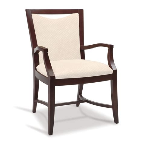 Wood Armchair by 4128 1 Wood Arm Chair