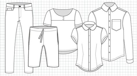 pattern design garment adobe illustrator for fashion cad i introduction to