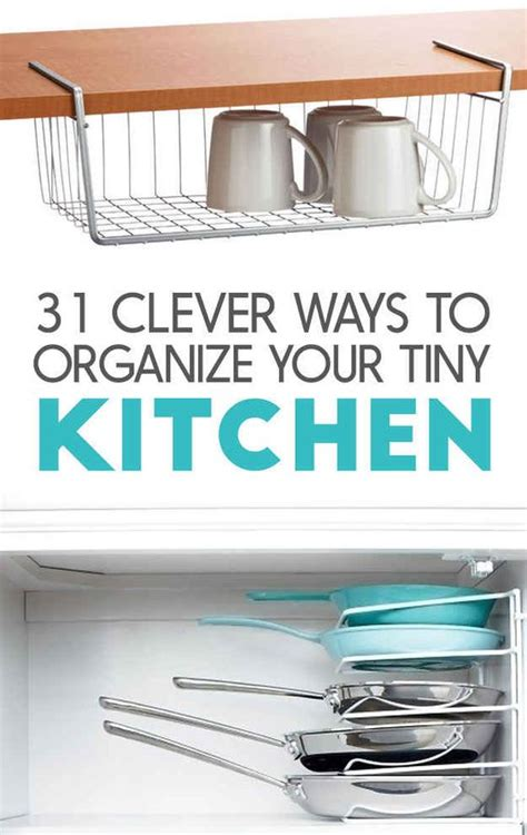 ways to organize your kitchen 31 insanely clever ways to organize your tiny kitchen small kitchens look at and gaming