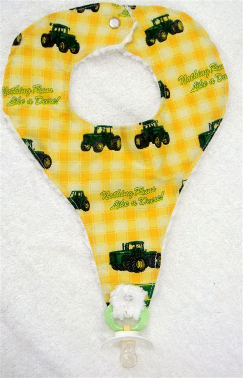 free pattern pacifier bib binky bib diy baby gifts pinterest bibs and diy baby