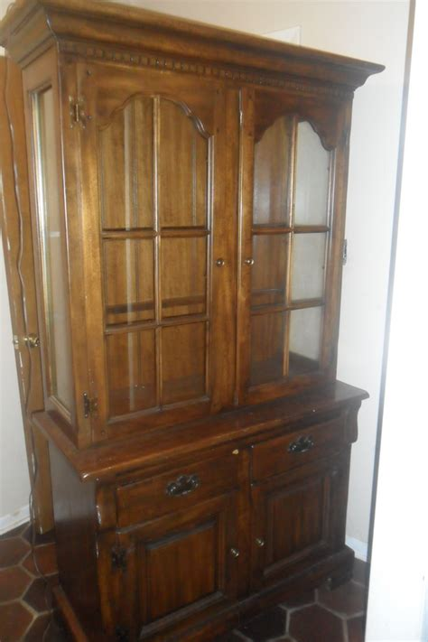 how much is my china cabinet worth i have a china cabinet and dont know how much it is worth