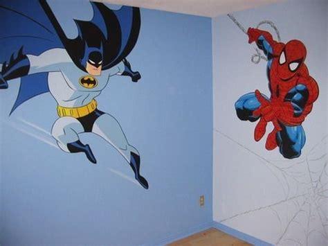 batman room decor boys room ideas